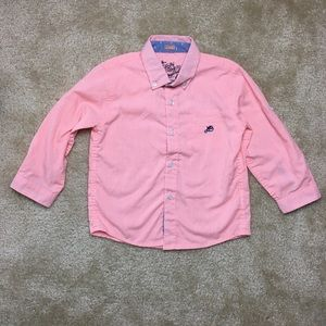 Mayoral Boys 18 Month Long Sleeve Button Down Top